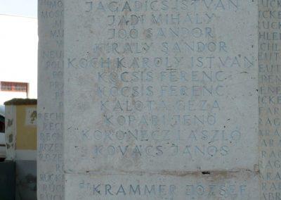 Marcali II. világháborús emlékmű 2012.08.16. küldő-Sümec (10)