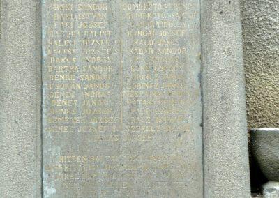 Marosfelfalu világháborús emlékmű 2011.06.21. küldő-Ágca (2)