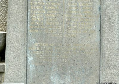 Marosfelfalu világháborús emlékmű 2011.06.21. küldő-Ágca (4)