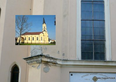 Maroslele világháborús emléktáblák 2013.09.21. küldő-Sümec