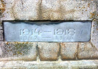 Martonfa világháborús emlékmű 2014.10.08. küldő-Turul 68 (5)