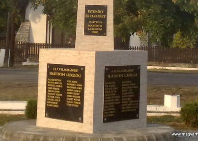 Martonyi világháborús emlékmű 2011.09.25. küldő-Horváth Zsolt (3)
