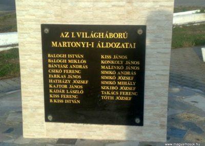 Martonyi világháborús emlékmű 2011.09.25. küldő-Horváth Zsolt (4)