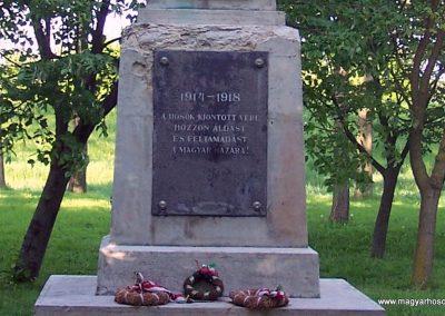 Medina világháborús emlékmű 2010.05.03. küldő-Horváth Zsolt (1)