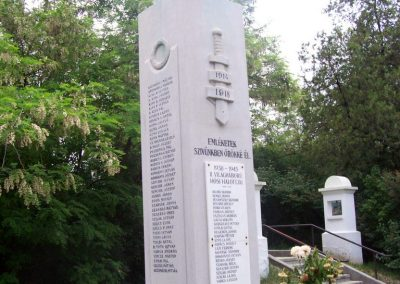 Mesterszállás világháborús emlékmű 2009.05.14. küldő-miki
