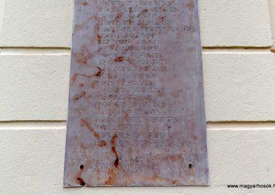 Mesztegnyő I. világháborús emléktáblák 2014.10.25. küldő-kalyhas (4)
