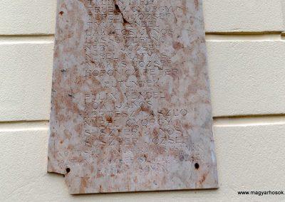 Mesztegnyő I. világháborús emléktáblák 2014.10.25. küldő-kalyhas (8)