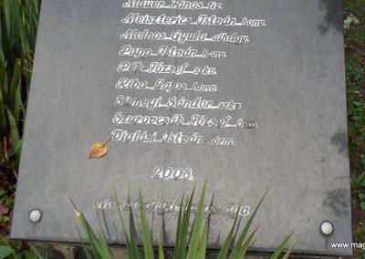 Mesztegnyő II. világháborús emlékmű 2014.10.25. küldő-kalyhas (3)