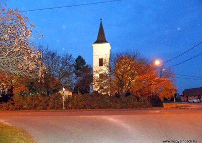Mezőörs, református templom