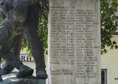 Mezőcsát I.vh emlékmű 2007.08.23. küldő-Kályhás (7)