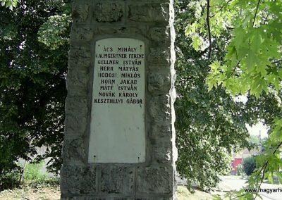 Meződ világháborús emlékmű 2011.07.14. küldő-Bagoly András (9)