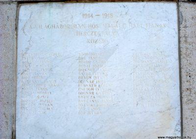 Mezőfalva I. világháborús emlékmű 2012.08.31. küldő-Baloghzoli (2)