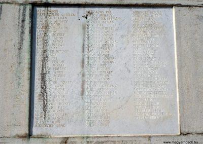 Mezőfalva I. világháborús emlékmű 2012.08.31. küldő-Baloghzoli (4)
