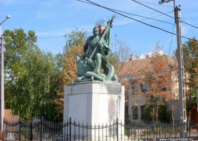 Mezőfalva I. világháborús emlékmű 2012.08.31. küldő-Baloghzoli