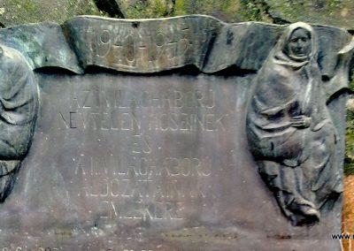 Mezőhegyes világháborús emlékmű 2012.11.13. küldő-Csiszár Lehel (3)