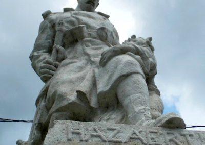 Mezőszentgyörgy világháborús emlékmű 2016.06.08. küldő-Méri (1)