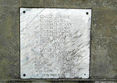 Mezőszentgyörgy világháborús emlékmű 2016.06.08. küldő-Méri (10)