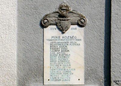 Mike világháborús emléktáblák 2009.04.05. küldő-kalyhas (2)