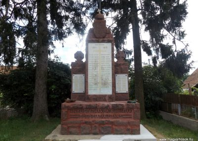 Mikekarácsonyfa - Mikefa világháborús emlékmű 2016.08.13. küldő-kalyhas (1)