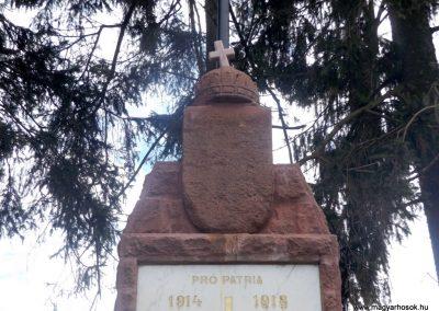 Mikekarácsonyfa - Mikefa világháborús emlékmű 2016.08.13. küldő-kalyhas (2)