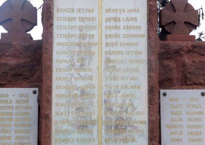 Mikekarácsonyfa - Mikefa világháborús emlékmű 2016.08.13. küldő-kalyhas (3)