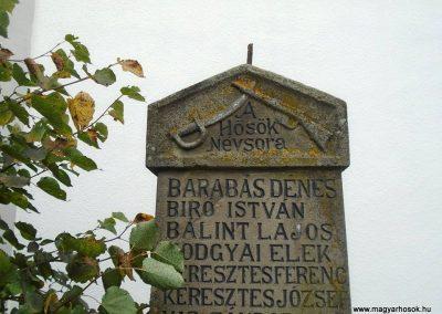 Miklósfalva I. világháborús emlékmű 2015.09.25. küldő-Mónika39 (1)