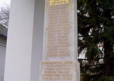 Miklósi világháborús emlékmű 2011.11.01. küldő-Szilsomogy (4)