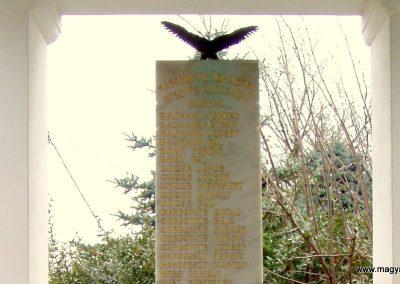 Miklósi világháborús emlékmű 2011.11.01. küldő-Szilsomogy (6)