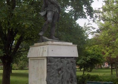 Mindszent Világháborús emlékmű 2008.06.04.Küldő-V3t3r4n.