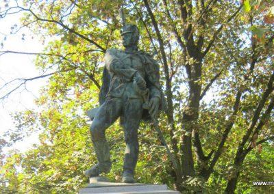 Mindszent felújított I. világháborús emlékmű 2018.09.18. küldő-Bali Emese (1)