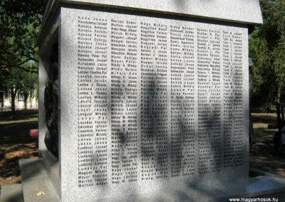 Mindszent felújított I. világháborús emlékmű 2018.09.18. küldő-Bali Emese (11)