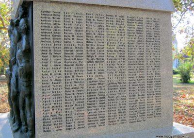 Mindszent felújított I. világháborús emlékmű 2018.09.18. küldő-Bali Emese (5)