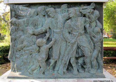 Mindszent világháborús emlékmű 2014.10.11. küldő-Emese (1)