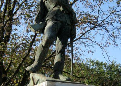Mindszent világháborús emlékmű 2014.10.11. küldő-Emese