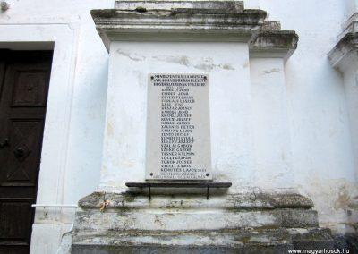 Mindszentkálla világháborús emlékhely 2013.06.25. küldő-kalyhas (6)