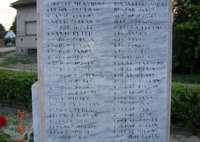Miske világháborús emlékmű 2007.05.25. küldő-Markó Péter (4)