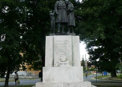 Miskolc-Diósgyőr I.vh emlékmű 2009.07.27.küldő-Gombóc Arthur