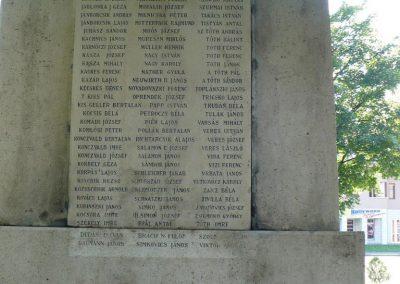 Miskolc-Diósgyőr I.vh emlékmű 2009.07.27.küldő-Gombóc Arthur (5)