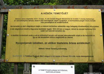 Miskolc Hősök temetője 2015.08.03. küldő-Emese (1)