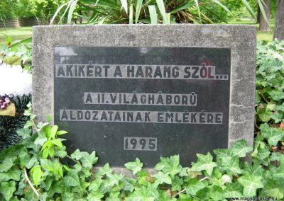 Miskolc Hősök temetője 2015.08.03. küldő-Emese (4)