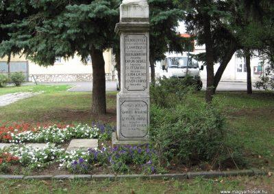 Miskolc-Hejőcsaba I.vh emlékmű 2007.08.12. küldő-Kályhás (2)