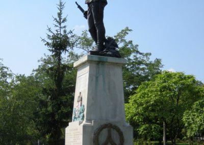 Miskolc I. világháborús tizeshonvéd emlékmű 2015.08.06. küldő-Emese (2)