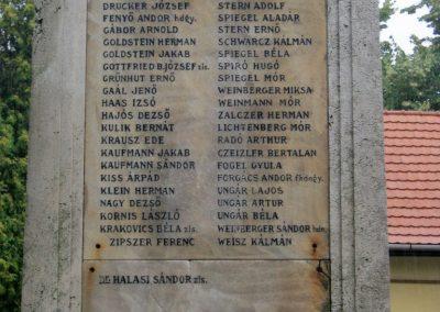 Miskolc neológ zsinagóga világháborús emlékmű 2015.08.03. küldő-Emese (7)