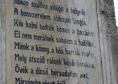 Miskolc neológ zsinagóga világháborús emlékmű 2015.08.03. küldő-Emese (9)
