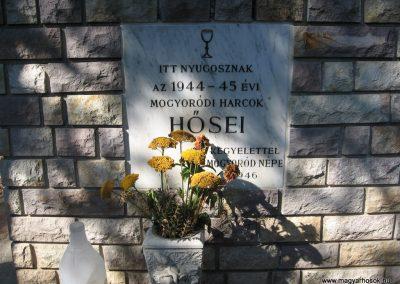 Mogyoród II.vh emlékmű 2007.07.15. küldő-Kályhás (2)