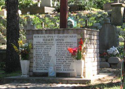 Mogyoród II.vh emlékmű 2007.07.15. küldő-Kályhás (3)