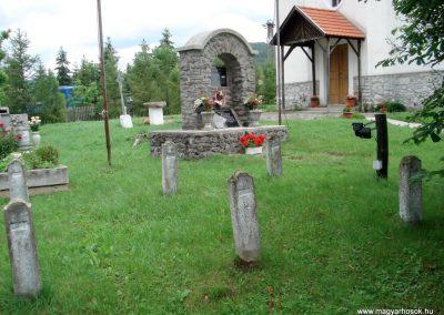 Mogyoróska világháborús emlékmű 2012.06.13. küldő-megtorló