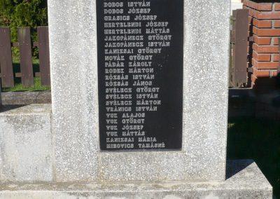 Molnári világháborús emlékmű 2013.10.17. küldő-Sümec (6)