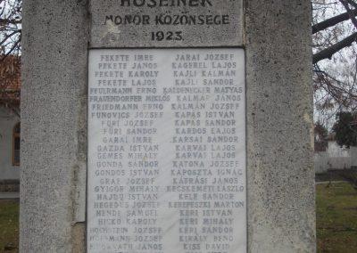 Monor I.vh emlékmű 2009.02.14. küldő-Huszár Peti (3)