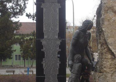 Monor II.vh emlékmű 2009.02.14. küldő-Huszár Peti (10)